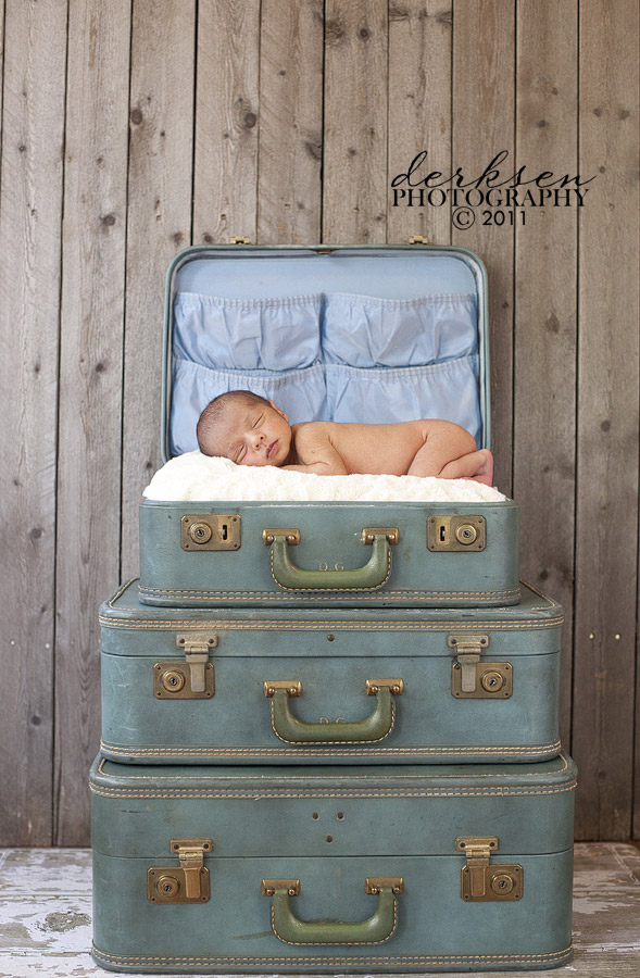 newborn photography props - newborns - bruises and bandaids