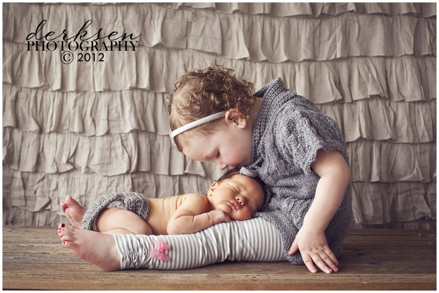 Baby Photography Ideas with Siblings