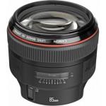 Canon 85mm 1.2L Lens