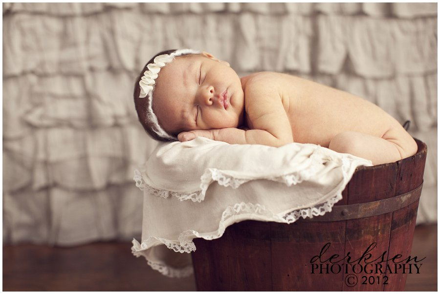 Newborn Picture Prop Ideas