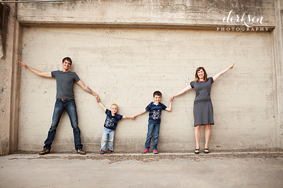 Playful Family Photography Poses My Manual Settings